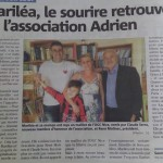 article claude serra et marilea